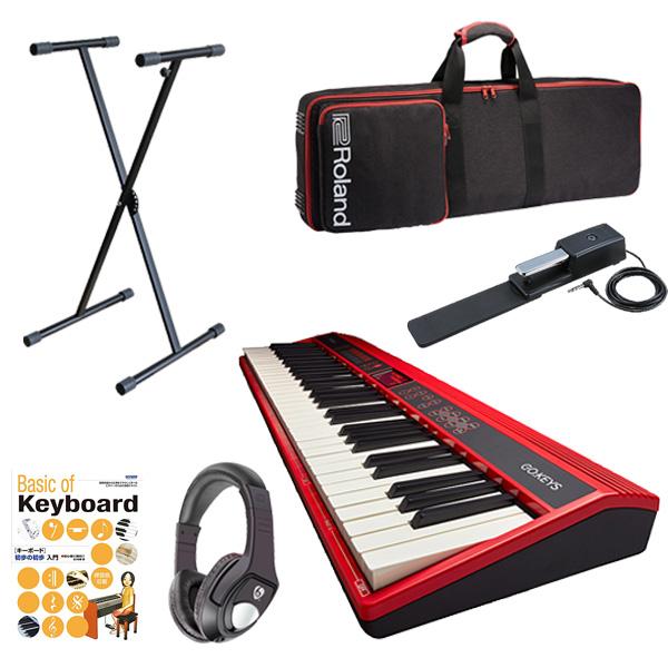 3大特典付 【モバイルセット】Roland(ローランド) / GO:KEYS - エントリーキーボード -