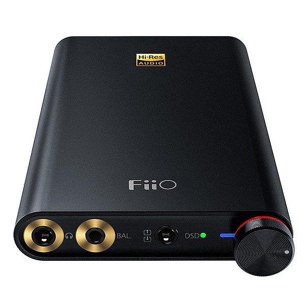 FiiO Q1 Mark II USB DAC内蔵ポータブルヘッドホンアンプ 直輸入品 フィーオ