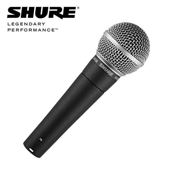 Shure(シュアー) / SM58-LCE [スイッチ無し] ダイナミックマイク 【正規品2年保証】