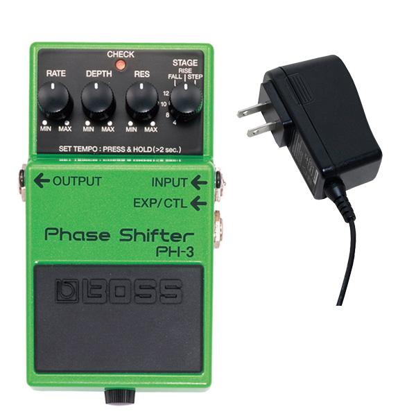 1大特典付 Boss(ボス) / Phase Shifter PH-3 - フェイザー 《ギターエフェクター》