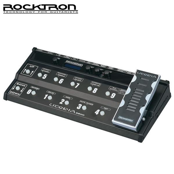 【限定1台】Rocktron(ロックトロン) / UTOPIA B300 ベース用マルチエフェクター 直輸入品