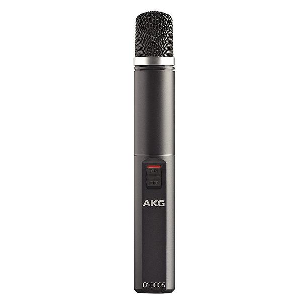 AKG(アーカーゲー) / C 1000 S (リニューアルモデル) -プロフェッショナルコンデンサーマイクロホン 直輸入品