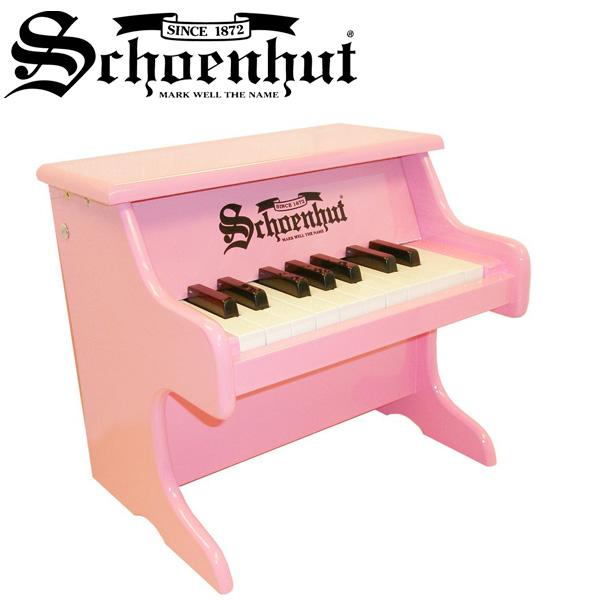 Schoenhut(シェーンハット) / My First Piano (Pink) - 18鍵トイピアノ -