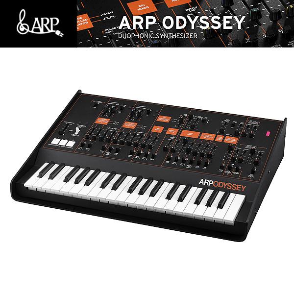 KORG(コルグ) / ARP ODYSSEY - アナログ・シンセサイザー - 【専用セミハードケース付属】