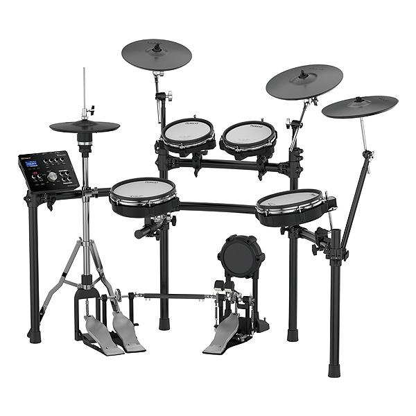 1大特典付 Roland(ローランド) / Vドラム TD-25KV-S 電子ドラム エレドラ Vdums Vドラム 3シンバル