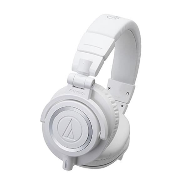 audio-technica(オーディオテクニカ) / ATH-M50xWH (ホワイト) - 密閉ダイナミック型ヘッドホン -