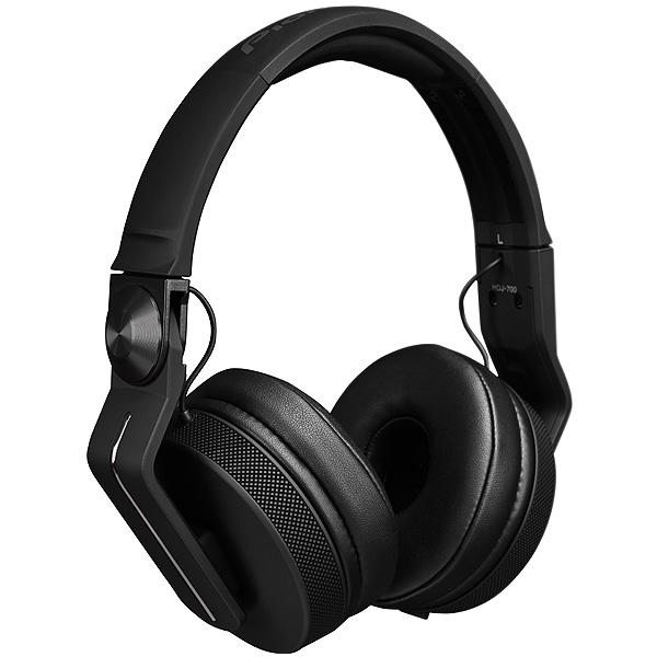 1大特典付 Pioneer(パイオニア) / HDJ-700-K (ブラック) - DJ用ヘッドホン -