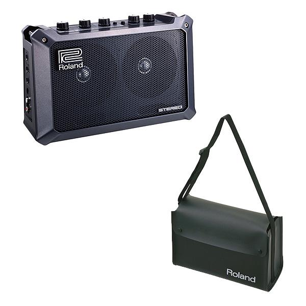 【専用ケースセット】Roland(ローランド) / MOBILE CUBE [コンパクト・モバイルアンプ]