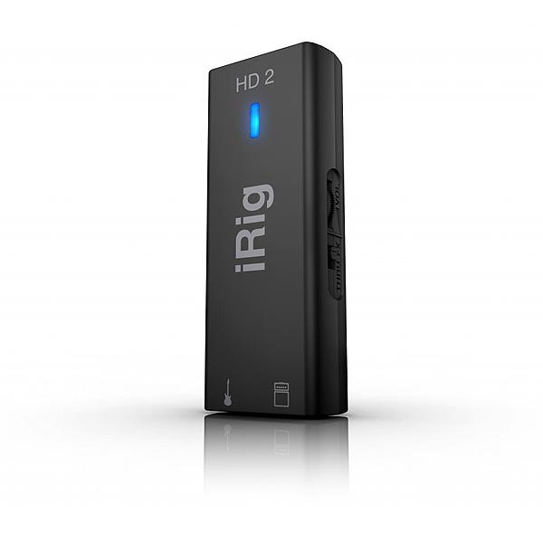IK Multimedia iRig HD 2 ギター&ベース用インターフェース