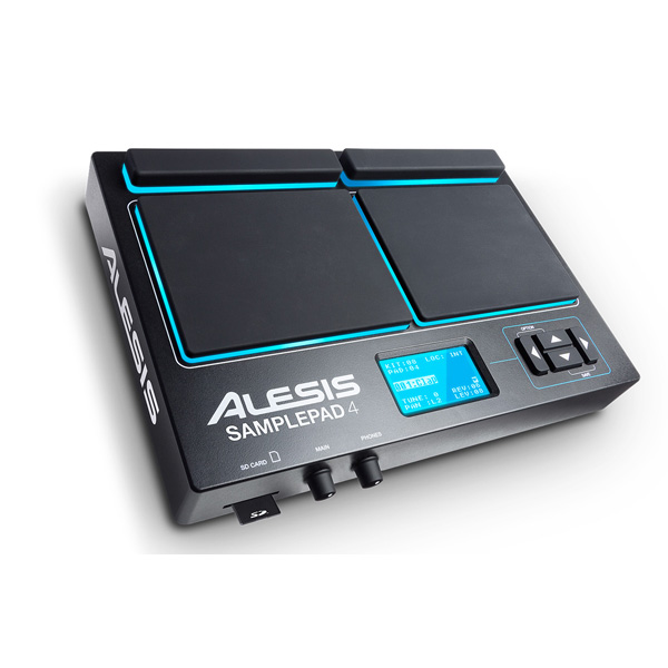 Alesis(アレシス)/ SAMPLEPAD 4 -/ - パーカッション -・ドラム・サンプルパッド -, 士幌町:4d8de29d --- officewill.xsrv.jp