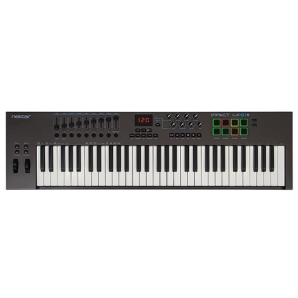 Nektar Technology / Impact LX61+ - MIDIキーボード・コントローラー -