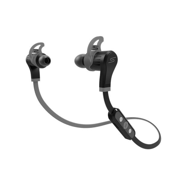 【緊急告知 12/19~26限定エントリ―P7倍】1大特典付 SMS Audio / SYNC by 50 Sport InEar Bluetooth (BLACK) 防滴仕様スポーツ用ワイヤレスイヤホン