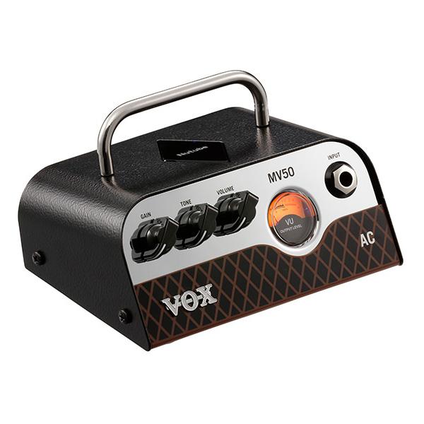 VOX(ヴォックス) / MV50 AC - 新真空管 Nutube 搭載ギターアンプヘッド -