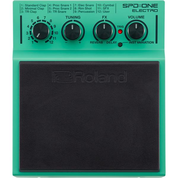 Roland(ローランド) / SPD::ONE ELECTRO【SPD-1E】 - コンパクト・デジタル・パーカッション -