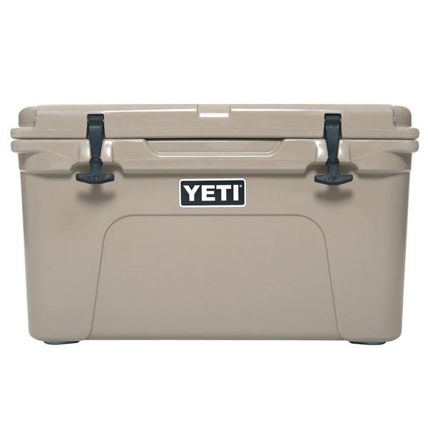 YETI COOLERS / Tundra タンドラ 45 Cooler (Desert Tan) 45QT(42.6L) クーラーボックス 直輸入品