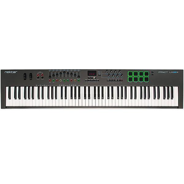 Nektar Technology / Impact LX88+ - MIDIキーボード・コントローラー -