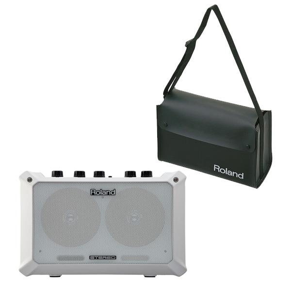 【専用ケースセット】Roland(ローランド) / MOBILE BA - 3チャンネル・ミキサー・モニター - 【乾電池駆動対応】