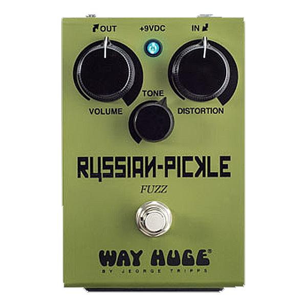 Way Huge(ウェイヒュージ) / WHE408 RUSSIAN PICKLE FUZZ - ファズ -