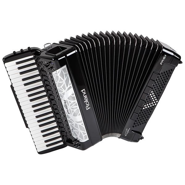 1大特典付 Roland(ローランド)/ (BLACK) FR-8X BK (BLACK) 1大特典付 Roland(ローランド) Vアコーディオン(ピアノ鍵盤タイプ) - デジタルアコーディオン -, 都農町:807210da --- officewill.xsrv.jp