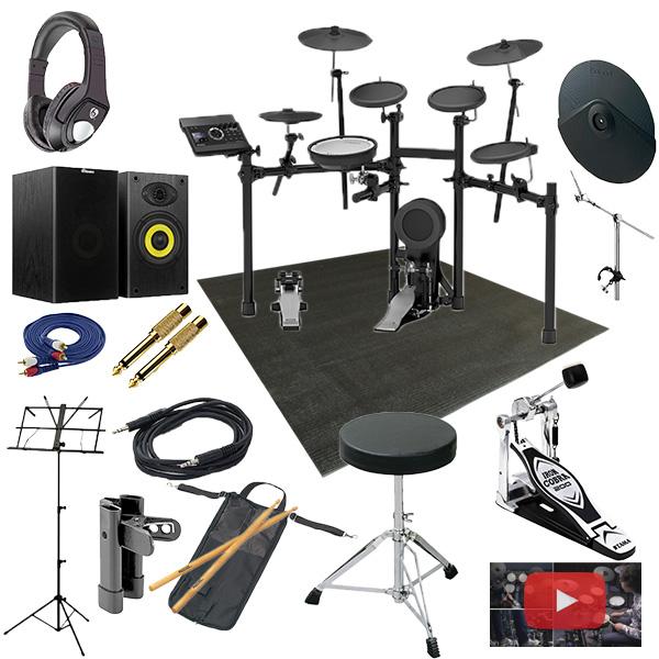15大特典付 【エクストラセット】Roland(ローランド) / TD-17K-L-S [V-Drums 電子ドラム エレドラ Vドラム]