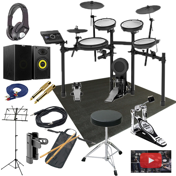13大特典付 【スピーカーセット】Roland(ローランド) / TD-17KV-S [V-Drums 電子ドラム エレドラ Vドラム]【10月以降入荷予定】