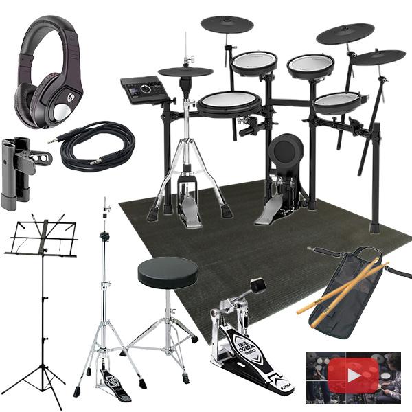 【ベーシックセット】Roland(ローランド) / TD-17KVX-S [V-Drums 電子ドラム エレドラ Vドラム]
