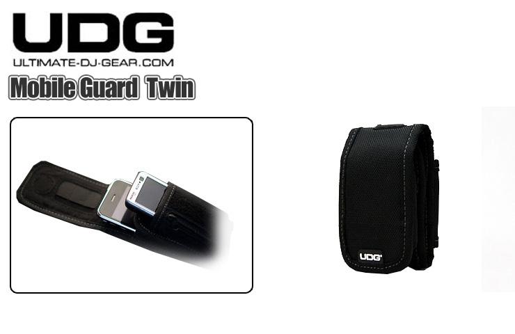 【緊急告知 12/19~26限定エントリ―P7倍】UDG / Creator Mobile Guard Twin - モバイルケース -