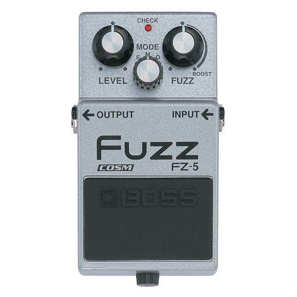 1大特典付 Boss / FZ-5 FUZZ ファズ ボス ギターエフェクター