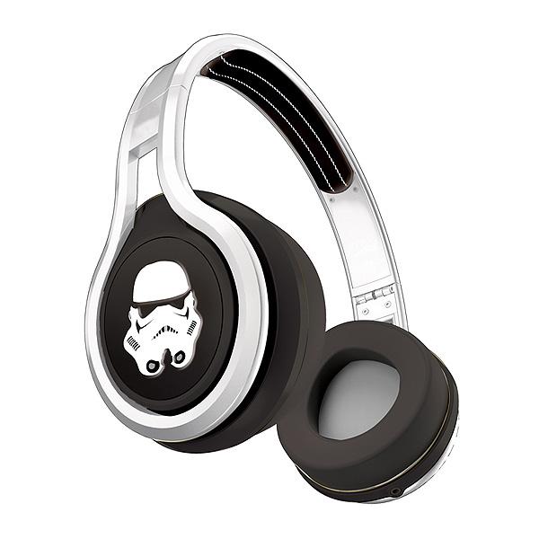 1大特典付 SMS Audio(エスエムエスオーディオ) / STREET by 50 Star Wars First Edition (Stormtrooper) - スターウォーズ コラボ ヘッドホン -