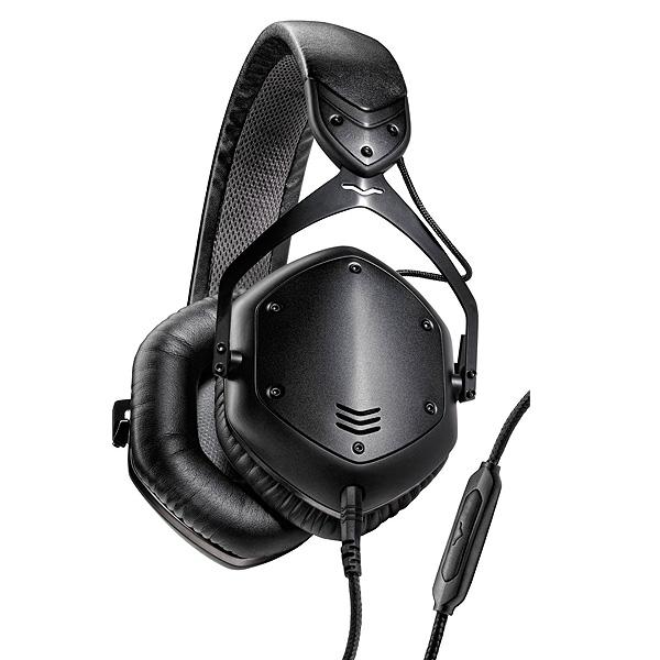 V-MODA(ブイ・モーダ) / Crossfade LP2 (Mat Black) - ヘッドホン 直輸入品
