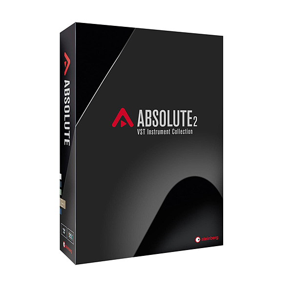 STEINBERG Absolute 2 VST Instrument Collection VSTソフトウェア / プラグインソフト 直輸入品 スタインバーグ