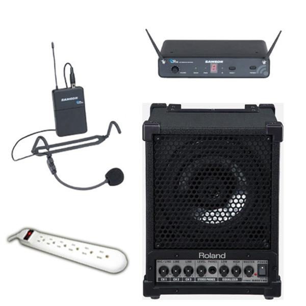 【ワイヤレスヘッドマイクセット】 CM-30 / Concert 88 Headset 《セミナー・講習にオススメ 》