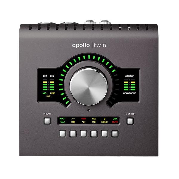 Universal Audio / APOLLO TWIN MKII DUO オーディオインターフェイス 【ユニバーサルオーディオ】