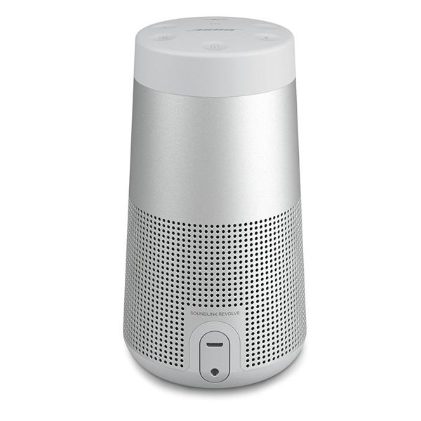1大特典付 Bose / SoundLink Revolve Bluetooth speaker (Lux Gray) Bluetooth対応ワイヤレススピーカー ボーズ 直輸入品