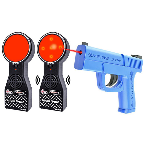 LaserLyte(レーザーライト) / Steel Tyme Laser Trainer Kit 射撃訓練用キット 直輸入品