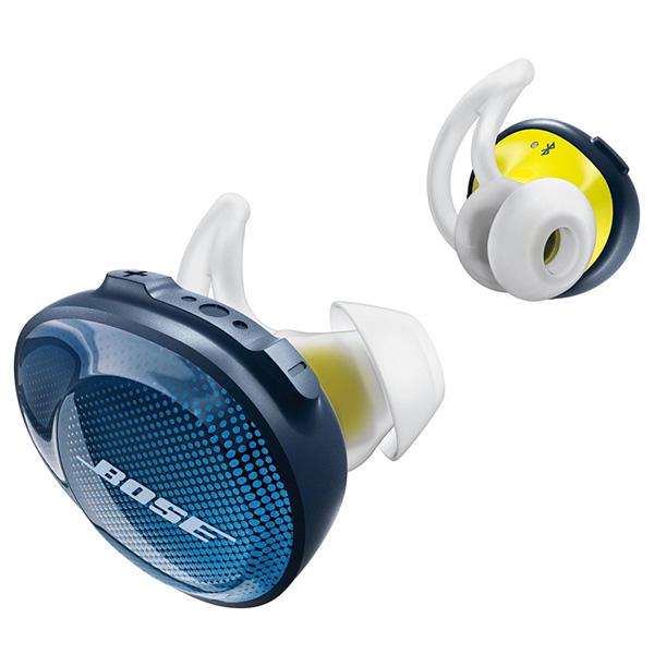 直輸入品 Bose ブラック (ボーズ) (Black) SoundSport Free Wireless Headphones 完全ワイヤレスイヤホン