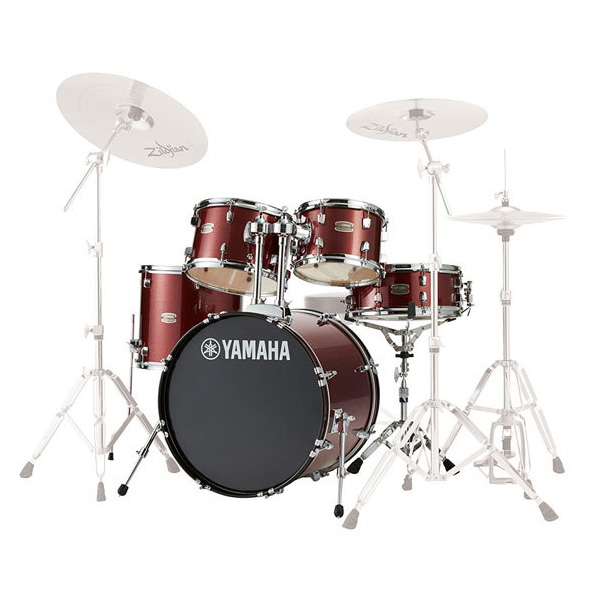 YAMAHA(ヤマハ) / RYDEEN(ライディーン) [RDP2F5 BGG(バーガンディグリッター)]【22BD シェルキット】 - ドラムセット -