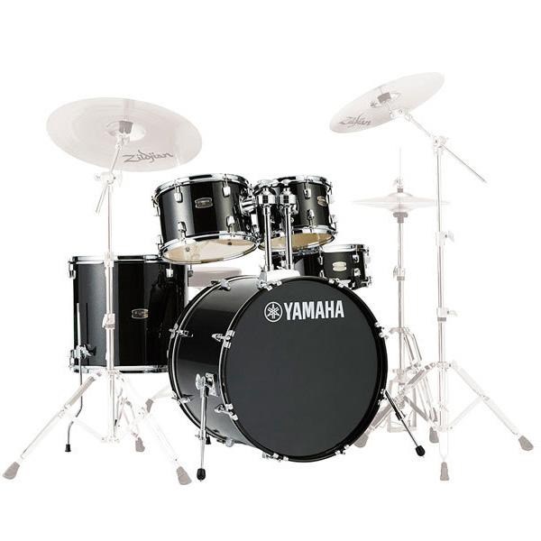 YAMAHA(ヤマハ) / RYDEEN(ライディーン) [RDP2F5 BLG(ブラックグリッター)]【22BD シェルキット】 - ドラムセット -