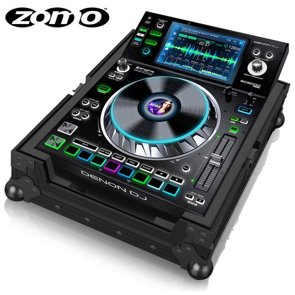 Zomo(ゾモ) / Flightcase DN-SC5000 NSE 【DENON SC5000 Prime対応】- CDJフライトケース -
