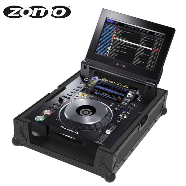 Zomo(ゾモ) / Flightcase CDJ-TOUR1 NSE 【Pioneer CDJ-TOUR1対応】 - フライトケース -