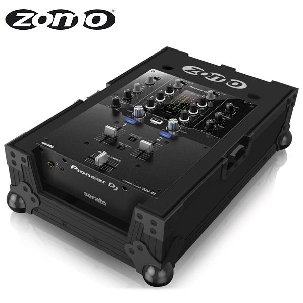 Zomo / Flightcase DJM-S3 NSE 【Pioneer DJM-S3 対応】 DJミキサー用 フライトケース ゾモ