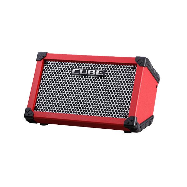 Roland(ローランド) / CUBE STREET (RED) 電池駆動対応・ギター/パフォーマンス用アンプ