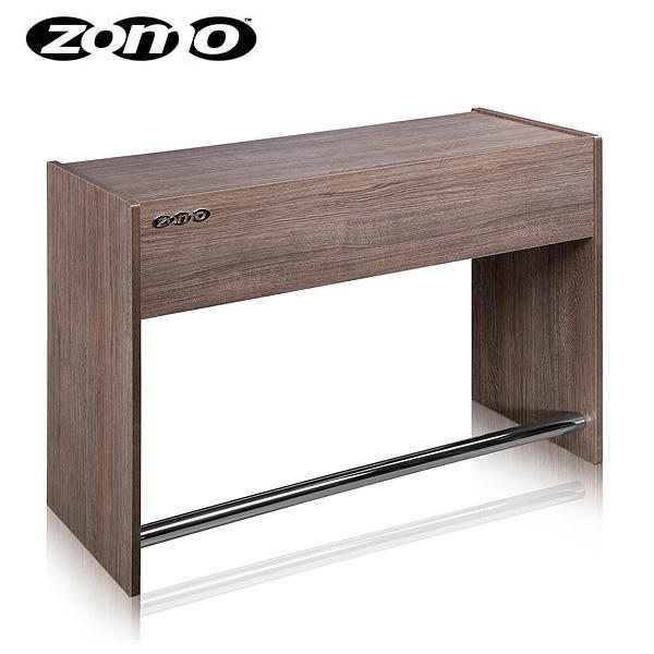 Zomo(ゾモ) / Deck Stand Ibiza 150 (Walnut) - DJテーブル - 《組立式》