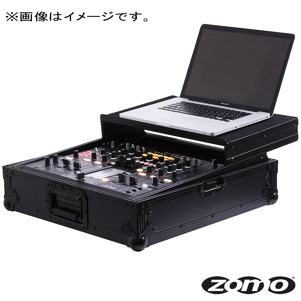 Zomo(ゾモ) / Flightcase PM-2000 Plus NSE 【Pioneer DJM-2000 Mixer用】 - ミキサーケース -