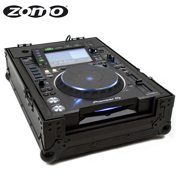 Zomo(ゾモ) / Flightcase PC-2000 MK2 NSE 【Pioneer CDJ-2000 NXS2 / CDJ-900NXS / XDJ-1000 / DJM-850 対応】 - CDJケース -