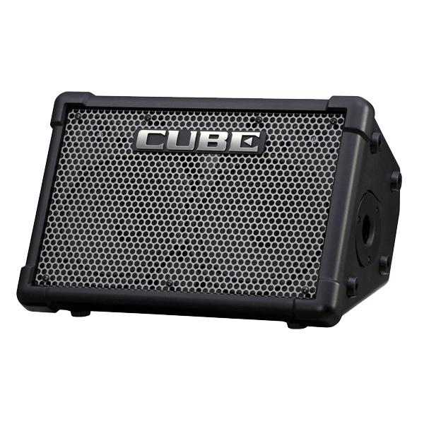 1大特典付 Roland(ローランド) / CUBE STREET EX (CUBE-STEX) - 電池駆動対応・ギター/パフォーマンス用アンプ - 【専用キャリングバッグプレゼント!】