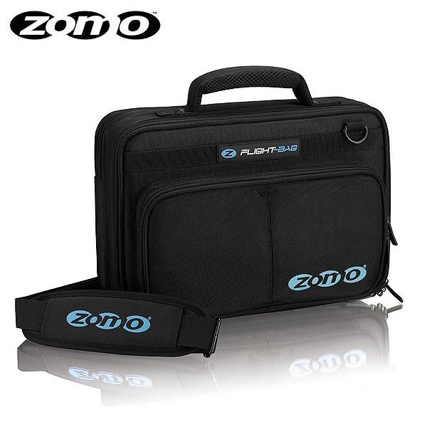 様々なコントローラーに対応可能な フライトバッグ Zomo(ゾモ) / FlightBag Controller Sサイズ PCDJコントローラーバッグ