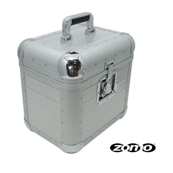 Zomo(ゾモ) / Record Case RP-80 XT (SILVER) 約80枚収納可能 レコードケース
