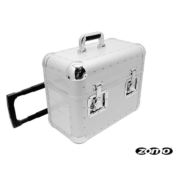 Zomo(ゾモ) XT/ Record Record - Case TP-70 XT (SILVER) - 約70枚収納可能 キャスター付きレコードケース -, Love Journey:f2aab88a --- officewill.xsrv.jp