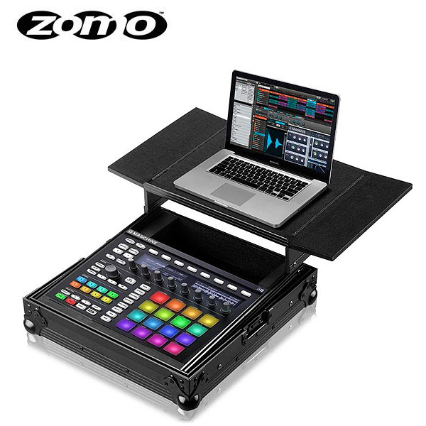 Flightcase 対応】 【Native Maschine MK2 Plus NSE Instruments PCDJ Zomo(ゾモ) フライトケース N-Maschine